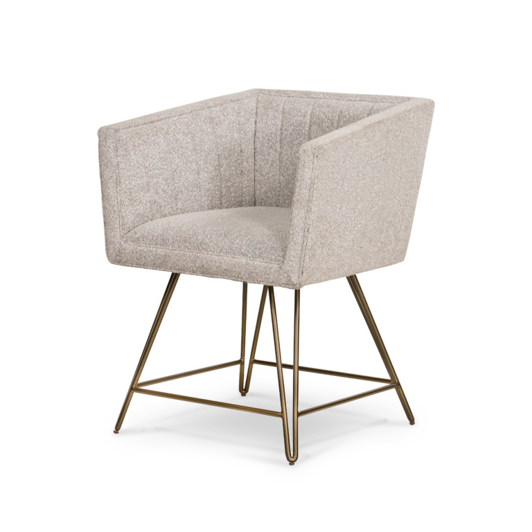 Rooney Swivel Dining Chair - Los Angeles