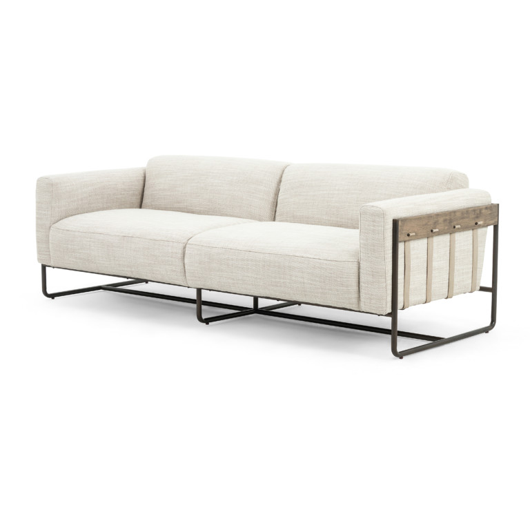 "Ella Sofa-91""-Gable Taupe"