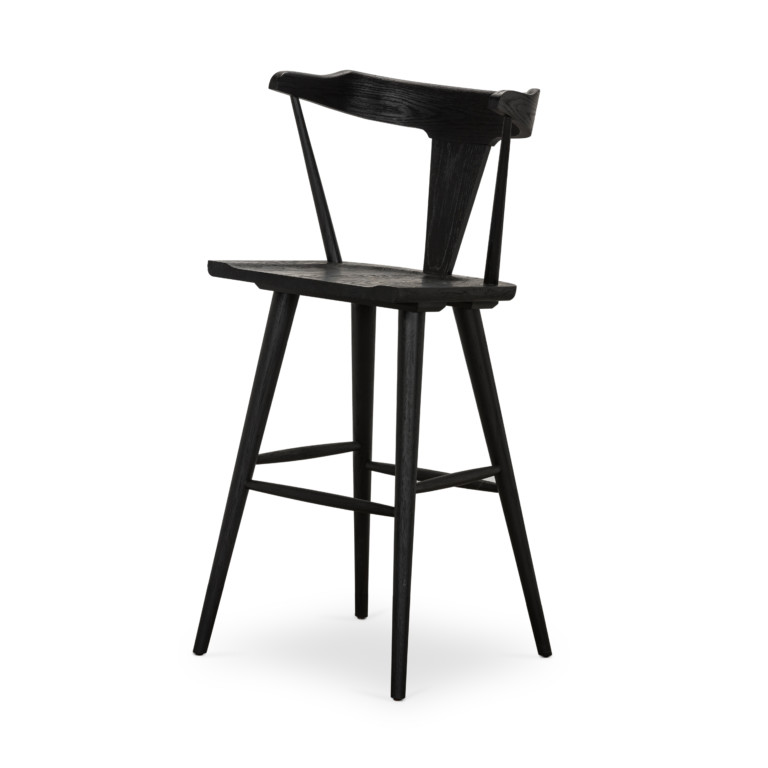 RIPLEY BAR + COUNTER STOOL