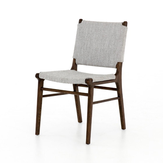 Wagner Dining Chair-Manor Grey/Almond