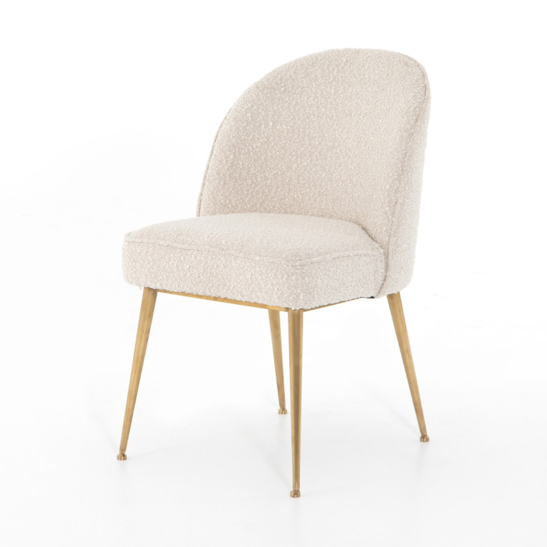 Jolin Armless dining chair- Los Angeles