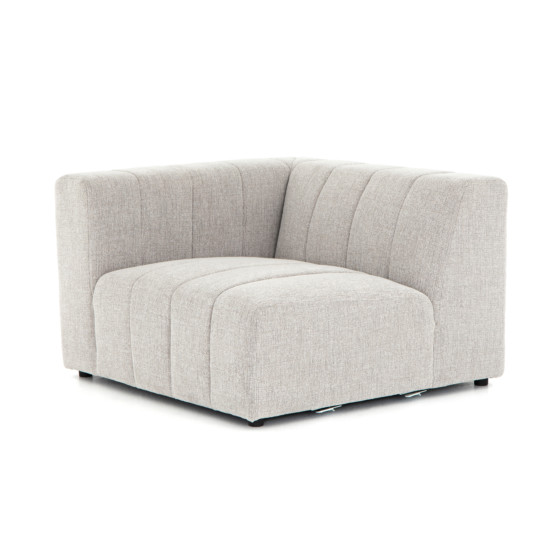 LANGHAM CHANNELED SECTIONAL PIECES