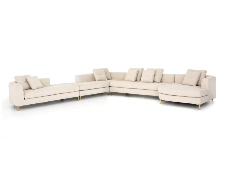 GREER 4-PIECE SECTIONAL