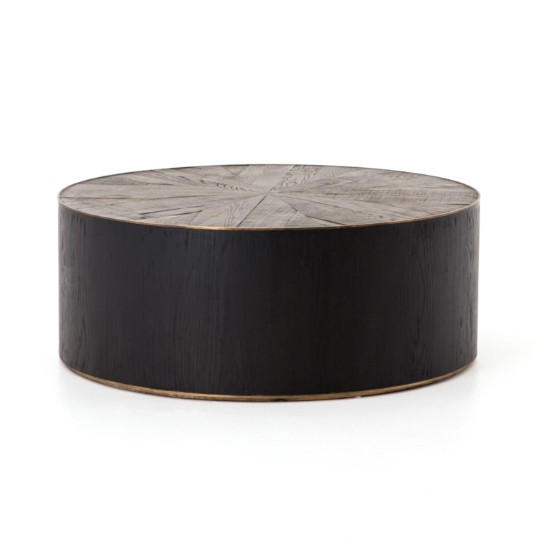 Perry Coffee Table-Ebony