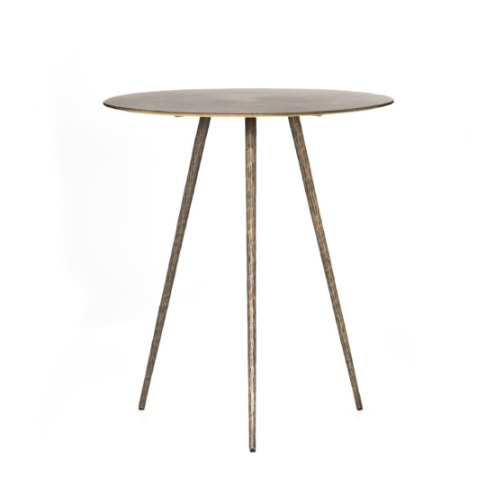 Sunburst Brass Counter stools - Los Angeles