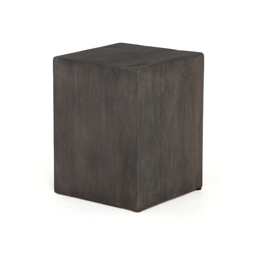 Duncan End Table-Coal