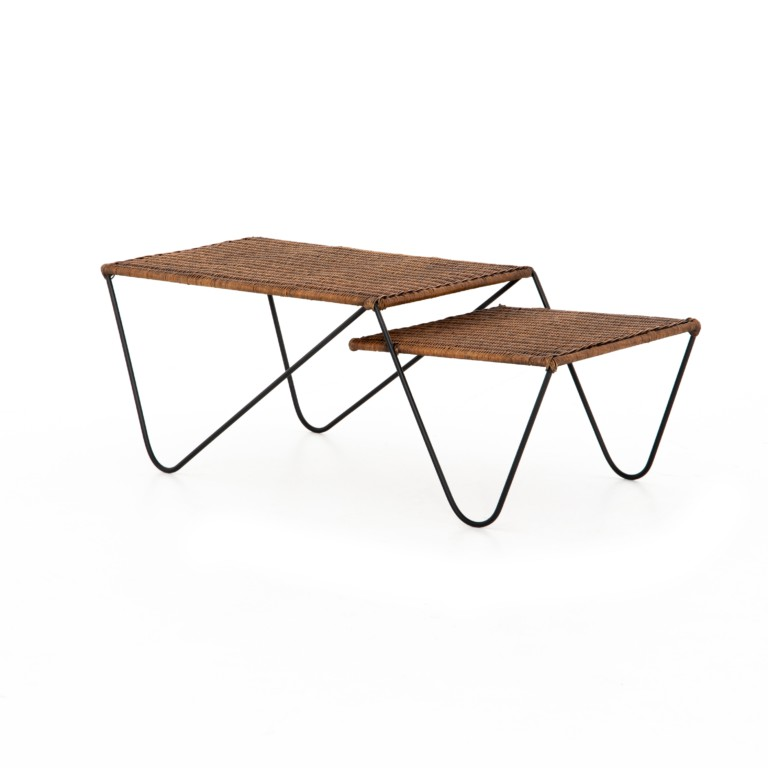 Mazie Woven Coffee Table