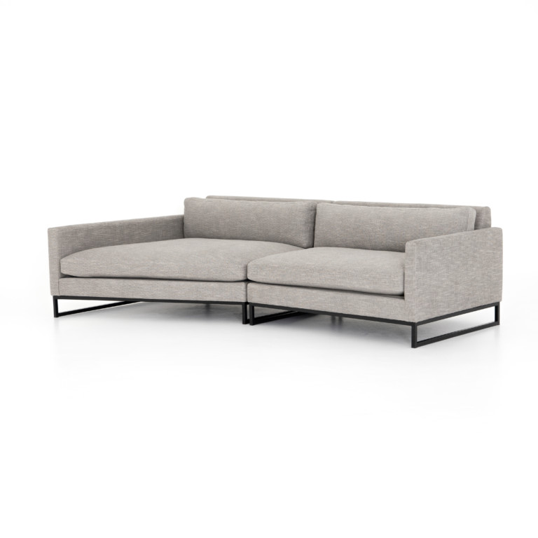 DREW 2-PIECE SECTIONAL