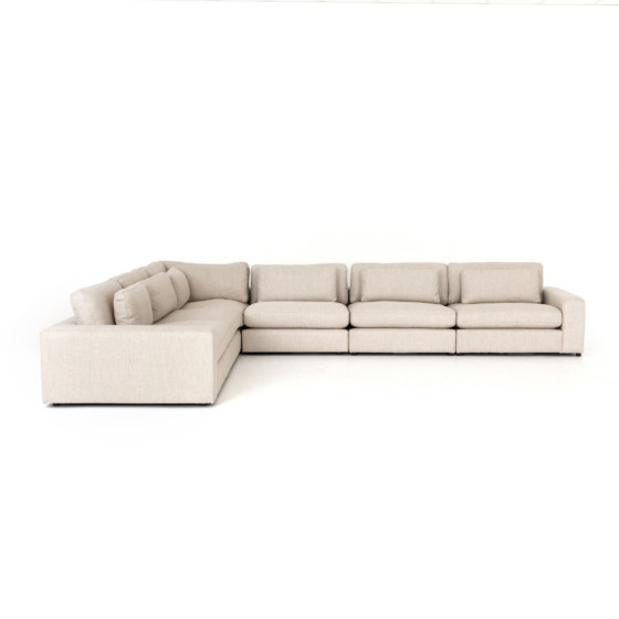 Bloor 6-Pc Sectional-Essence Natural