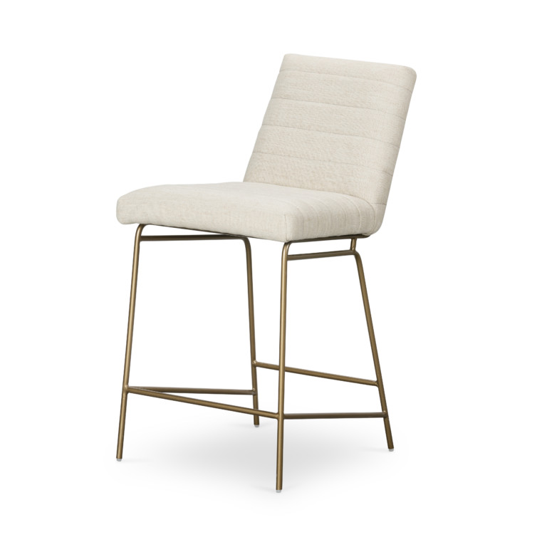 Jude Counter Stool-Cambric Ivory