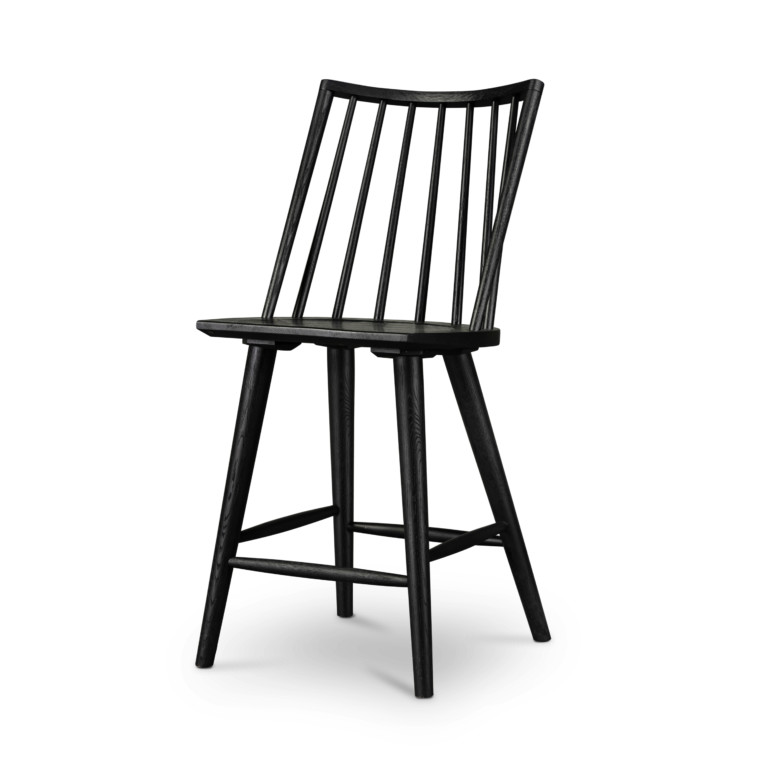 LEWIS WINDSOR BAR + COUNTER STOOL