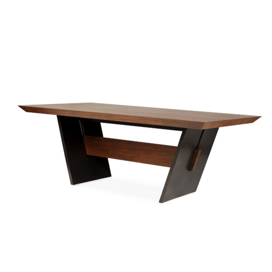 Virgil Dining-Classic Dining Table-Los Angeles