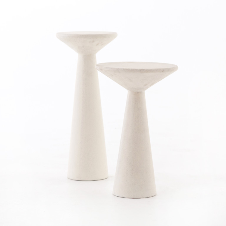 Ravine Concrete Accent Tables - Los Angeles| Sitting Pretty Design Center