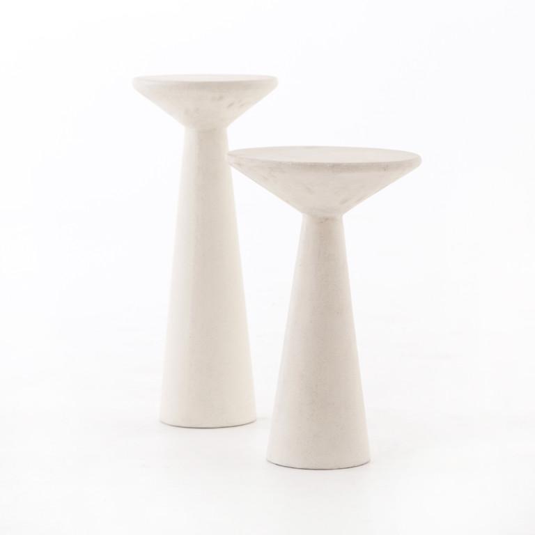 Ravine Concrete Accent Tables - Los Angeles| Sitting Pretty Design Center